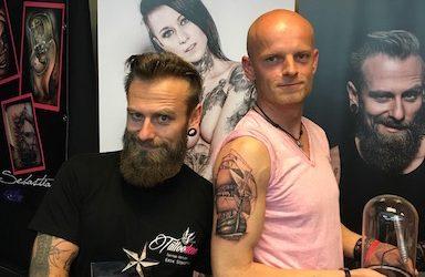 Erste Tattoo-Messe in der Stadthalle übertrifft alle Erwartungen