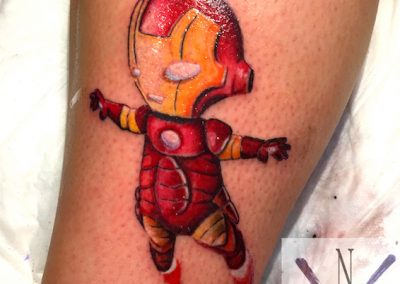 es_iron man mini